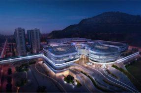 BIM技术助力立体景观设计 兰州科技创新园打造城市新地标