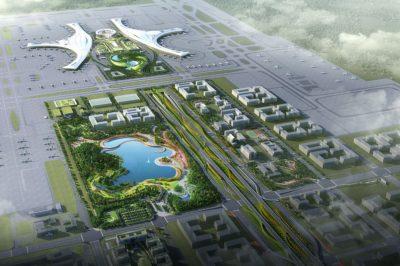 天府机场明挖深基坑隧道施工BIM技术的运用