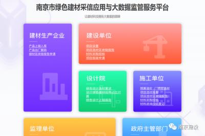 政府采购绿色建材产品信息登记指南